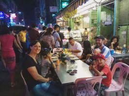Yangon - 19th Street